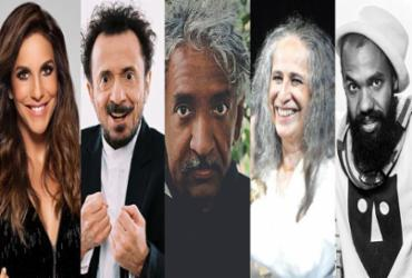 Baianos se destacam na 28ª edição do Prêmio da Música Brasileira