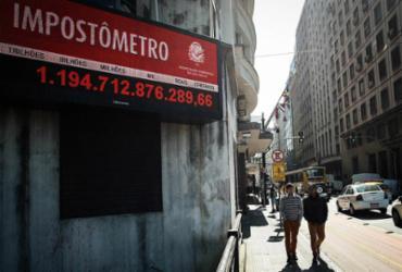 Impostômetro atingirá R$ 1,2 trilhão nesta sexta-feira