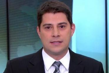 Evaristo Costa não renovará contrato com a TV Globo, afirma colunista