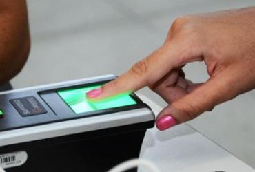 Metade dos eleitores baianos não fez o recadastramento biométrico obrigatório