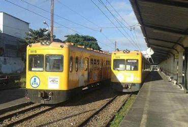 PM fica ferido ao reagir a assalto dentro de trem no subúrbio