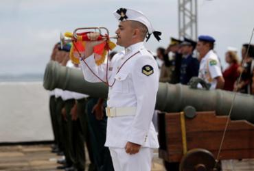 Marinha homenageia quadros mortos durante Segunda Guerra