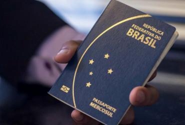 Emissão de passaportes é retomada; na Bahia, 4.884 pedidos estão represados