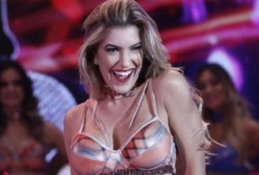 Lorena Improta anuncia saída do balé do Domingão do Faustão