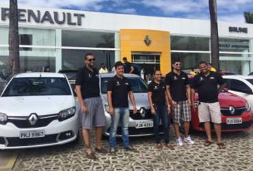 Clube do Sandero se reúne em Salvador