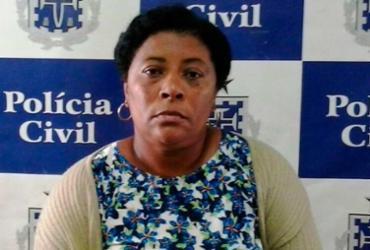 Antônia Cláudia da Conceição Cruz disse que gastou R$ 15,8 mil em roupas, perfumes e alimentação - Divulgação   Polícia Civil