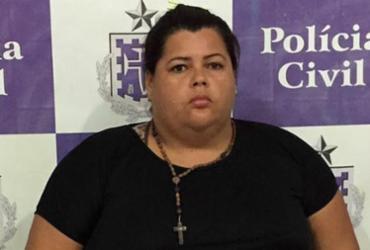 Mulher é presa suspeita de mandar matar marido em Brumado