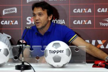 Vitória oficializa saída de Petkovic e vai em busca de novo técnico