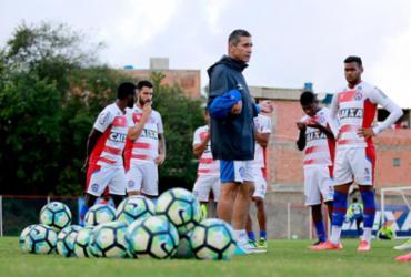 Bahia volta ao batente de olho no duelo contra o Sport