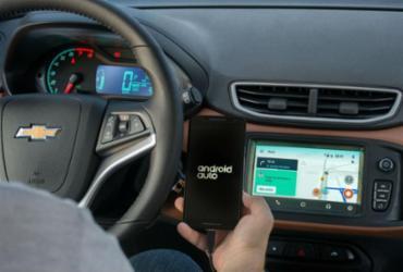Onix inaugura o Waze no Android Auto