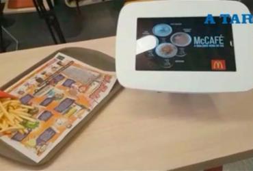 McDonald's abre primeira loja-conceito com atendimento digital