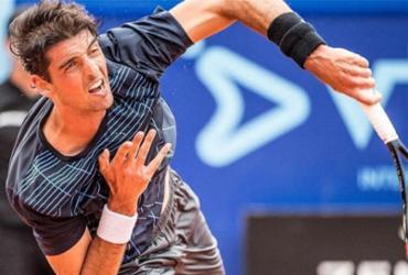 Bellucci e Sá são eliminados nas quartas de final de duplas em Gstaad