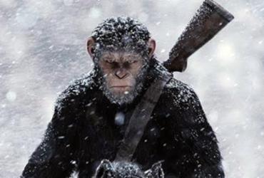 Começa venda antecipada de ingressos para 'Planeta dos Macacos: A Guerra'