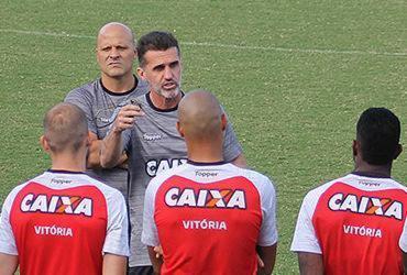 Mancini fala sobre mudança no Vitória desde sua chegada