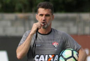 Motivado por Mancini, Vitória busca reação diante do Cruzeiro