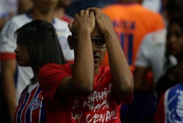 Confira as imagens de Bahia x Sport pelo Brasileirão