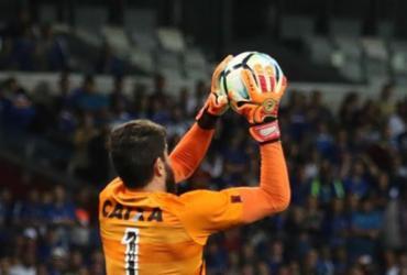 Vitória arranca empate do Cruzeiro na volta de Mancini