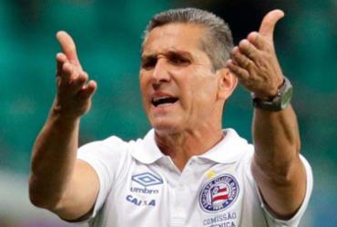Técnico Jorginho não resiste e é demitido do Bahia