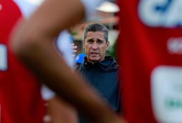 Após saída de Jorginho, diretoria do Bahia diz procurar substituto com 'calma'