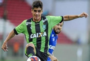 Bahia oficializa empréstimo de Gustavo Blanco ao Atlético-MG