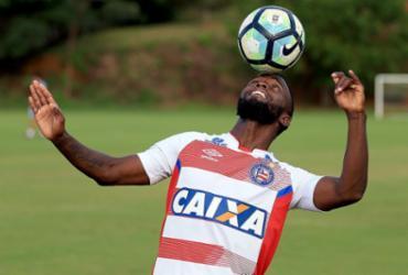 Bahia tem duas vagas em aberto no time que pega o Fluminense