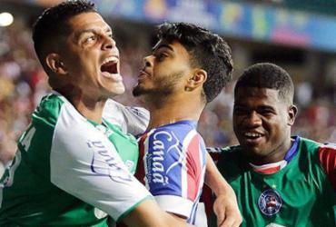 Bahia busca empate com o Fluminense, mas amplia jejum de vitórias no Brasileirão