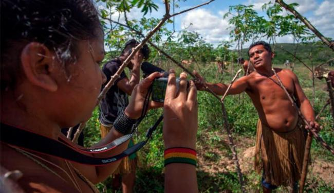 O 'Cine Kurumin' conta com produções audiovisuais, mostras e debates indígenas - Foto: Divulgação