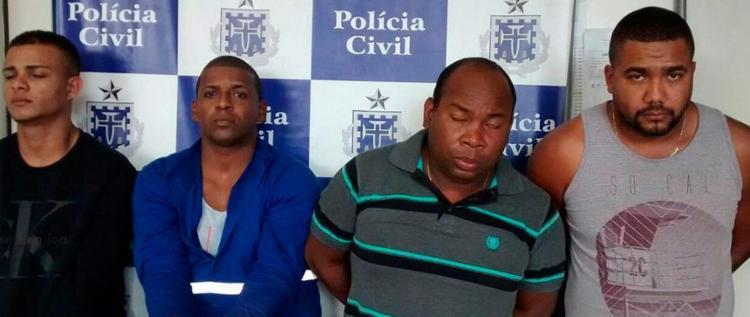 Os produtos teriam sido levados no dia 30 de junho, em Conceição de Jacuípe - Foto: Divulgação | Polícia Civil