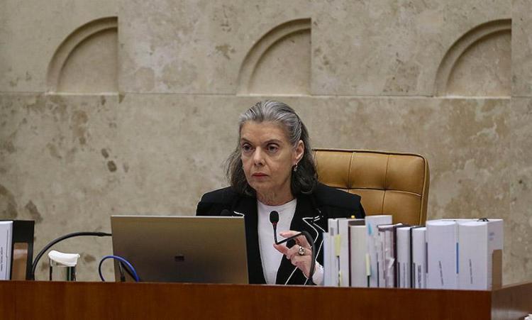 Cármen Lúcia diz que não compete ao Judiciário analisar ato dessa natureza - Foto: José Cruz l Agência Brasil