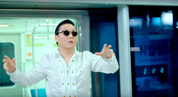 Gangnam Style passou anos sendo o campeão de visualizações do YouTube - Foto: Reprodução | Youtube