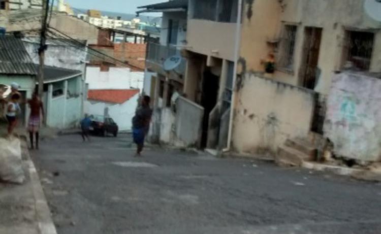 O crime aconteceu na rua Elenita, próximo à Igreja São José - Foto: Reprodução | Google Maps