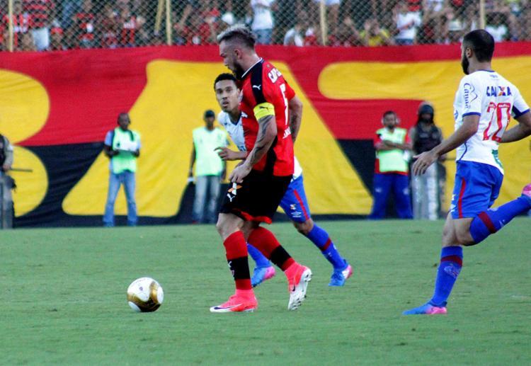 Barradão recebe neste domingo, 2, o 'Clássico do Desespero' - Foto: Maurícia da Matta l EC Vitória