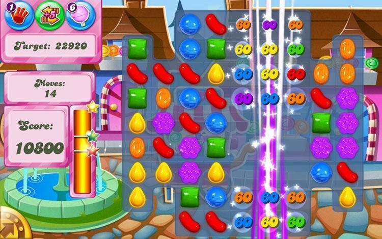 Candy Crush é um dos jogos de celular mais populares do planeta. - Foto: Reprodução | Google Play