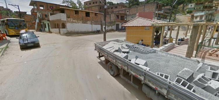 Crime aconteceu no final de linha de Boa Vista de São Caetano - Foto: Reprodução | Google Maps