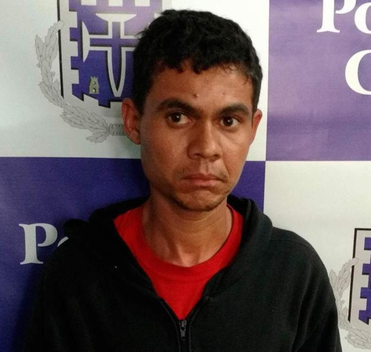 Segundo a polícia, o homem cometeu o crime, enquanto outras duas crianças assistiam - Foto: Divulgação | Polícia Civil