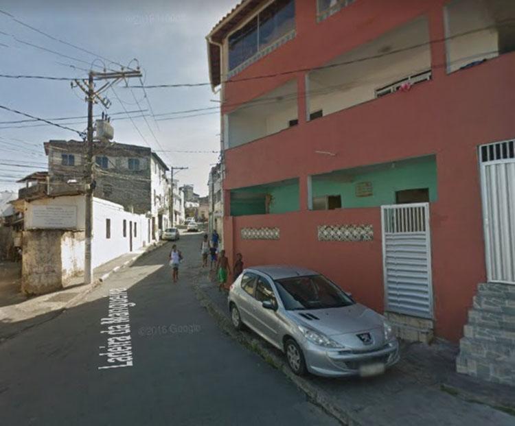 Motivo e autoria do crime ainda são desconhecidos - Foto: Reprodução | Google Maps