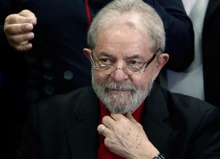 Moro diz que Lula tem 'rendimentos provenientes de aposentadoria e lucros e dividendos expressivos - Foto: Miguel Schincariol l AFP