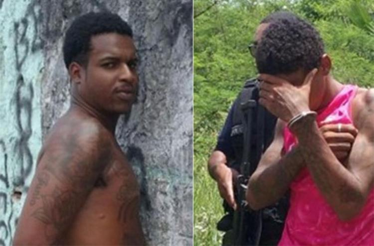 Antônio e Thiago foram condenados a 23 anos de prisão - Foto: Aldo Matos | Reprodução | Acorda Cidade