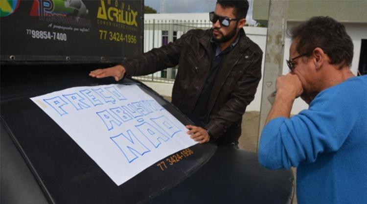 Moradores reclamaram dos preços cobrados nos postos da cidade - Foto: Reprodução | Blog do Anderson