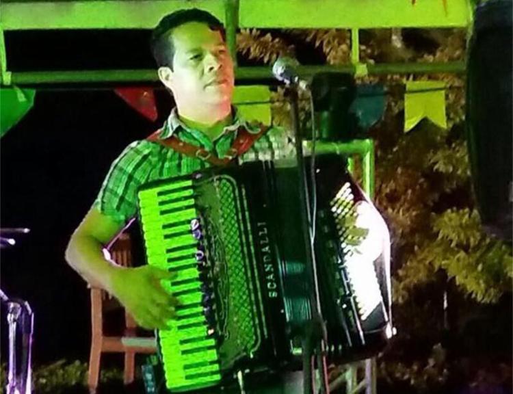 Bandidos roubaram safona e outros equipamentos de Luciano - Foto: Divulgação