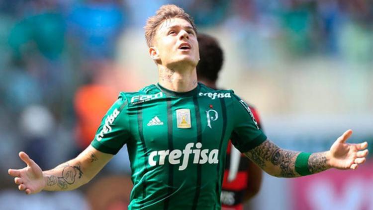 Palmeiras venceu de virada - Foto: César Greco | Ag. Palmeiras | Divulgação
