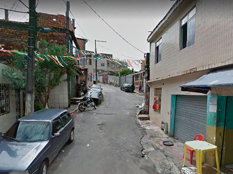 O crime aconteceu na Travessa Barral, em Cosme de Farias - Foto: Reprodução | Google Maps