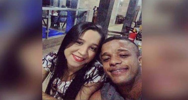 Polícia suspeita que José Carlos matou Luana por não aceitar rompimento - Foto: Reprodução