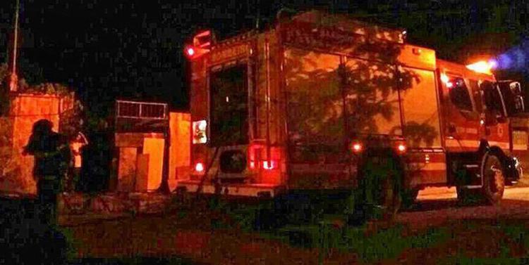 Não há informações sobre o que teria causado o incêndio - Foto: Divulgação | CBM-BA