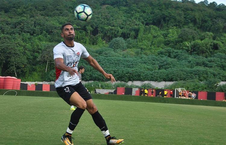 Tréllez se destacou no último Campeonato Colombiano, pelo 3º colocado Deportivo Pasto - Foto: Maurícia da Matta l EC Vitória