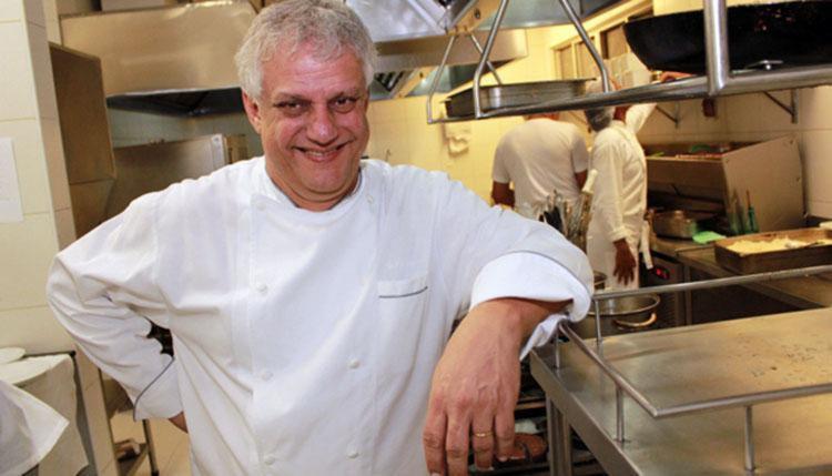 Edinho Engel é chef do restaurante Amado em Salvador - Foto: Divulgação