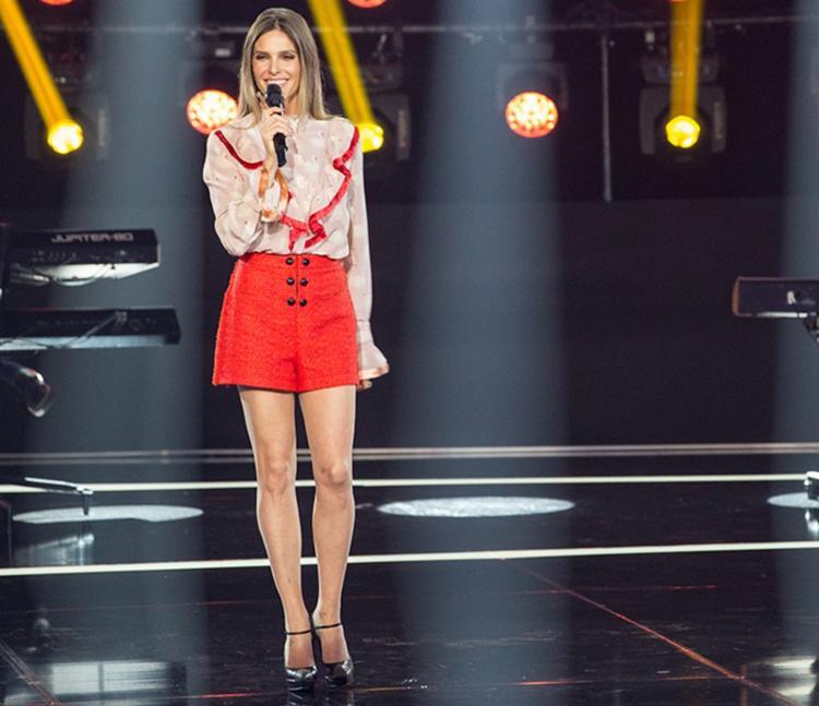 A apresentadora foi comparada com Annabelle e Nhonho - Foto: Felipe Monteiro | Gshow | Reprodução