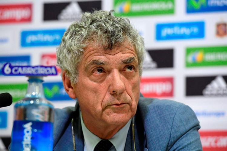 Villar ainda é suspeito de ter feito desembolsos para garantir sua eleição como presidente da federação - Foto: Javier Soriano | AFP