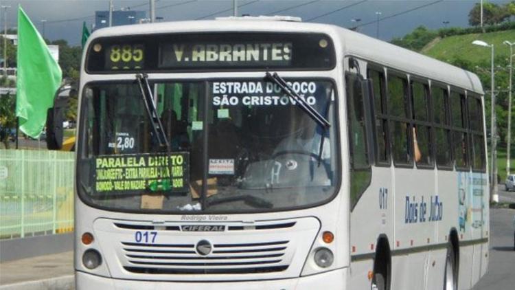 Jovem foi morto durante assalto a ônibus da empresa Dois de Julho - Foto: Divulgação   Arquivo