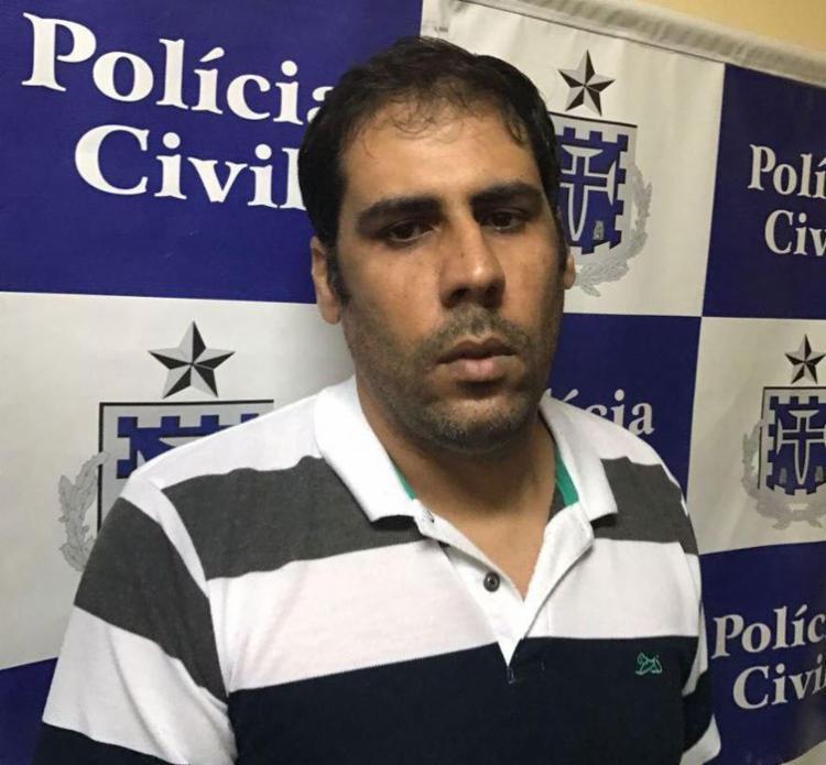Cassiano anunciou notebook roubado em site de compras e vendas - Foto: Divulgação | Polícia Civil